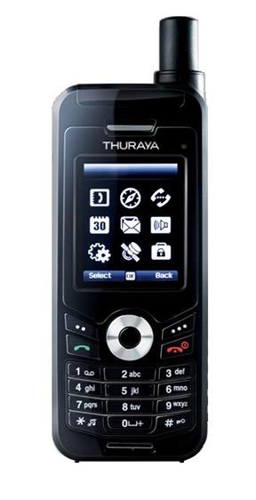 thuraya satellite phones