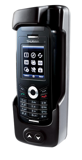 Satellite phone thuraya XT 2