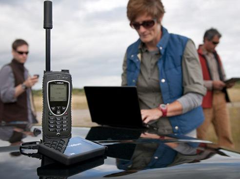 satellite phone Iridium access 2