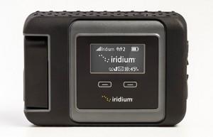 Iridium Go! close-up